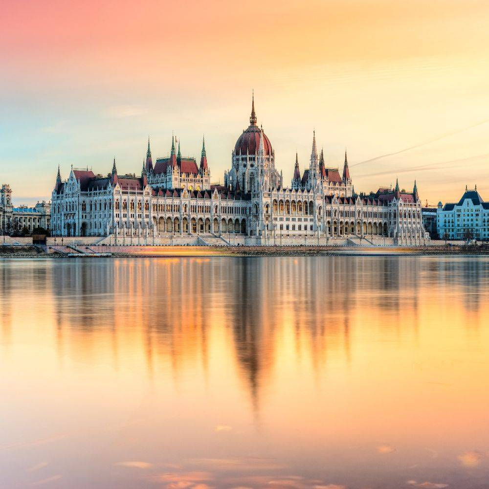Opplev Budapest