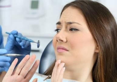 Om tannlegeskrekken